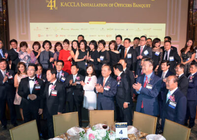 2017 The 41th Installation of Officers Banquet